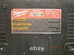 Milwaukee 2860-22-special Upgrade 18v Clé D'impact 2x 6ah Bat, Chargeur Et Sac Fs