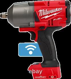 Milwaukee 2863-20 M18 Fuel Avec Clé D'impact À Haute Torque One-key 1/2 Friction