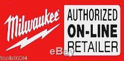 Milwaukee 2864-20 M18 Fuel 3/4 Couple Élevé Clé À Chocs Avecun Key Seul Outil