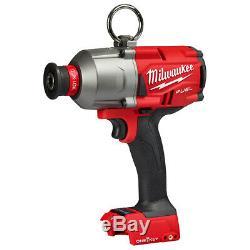 Milwaukee 2865-20 M18 Carburant 18 Volt 7/16 Pouces Hex Utility Clé À Chocs, Outil Nu
