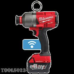 Milwaukee 2865-22 M18 Fuel 7/16 Hex Clé À Chocs Couple Élevé Avecun Key Kit
