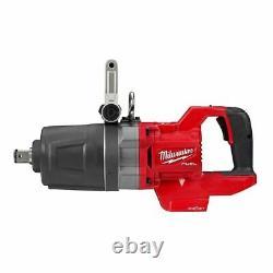 Milwaukee 2868-20 M18 Fuel 1 D-handle 2000ftlb Clé D'impact (outil Seulement)