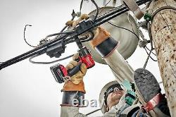 Milwaukee 2960-20 Gen-2 M18 Fuel 3/8 Clé D'impact À Couple Moyen (outil Uniquement)