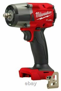 Milwaukee 2960-20 M18 Fuel 3/8 Clé D'impact Mi-torque Avec Outil À Anneaux De Friction
