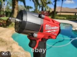 Milwaukee 2960-20 M18 Fuel 3/8 Mid-torque Compact Impact Wrench + 5.0 Batterie