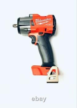 Milwaukee 2960-20 M18 Fuel Li-ion Bl 3/8 In. Impact Wrench (outil Seulement) Nouveau