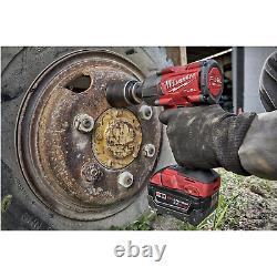 Milwaukee 2962-20 M18 Carburant Gen2 1/2 Clé D'impact Sans Brosse Turque Moyenne Nouveau