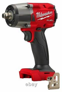 Milwaukee 2962-20 M18 Fuel Gen 2 1/2 MID Torque Impact Wrench (tool-only)