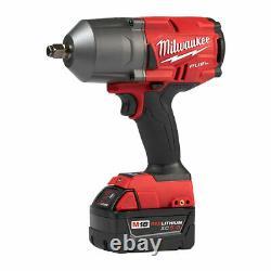 Milwaukee 2988-22 M18 High Torque 1/2 & 3/8 Kits D'impact Neuf Avec Garantie