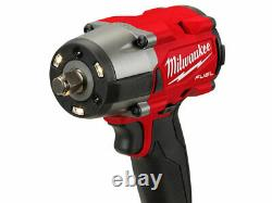 Milwaukee 4933478451 18v 5ah Redlithium 1/2 Kit De Clé À Impact Moyen