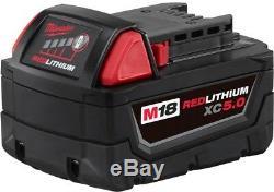 Milwaukee Clé À Chocs 3/4 Po M18 18v L-ion Sans Fil Friction Anneau Cas De Batterie