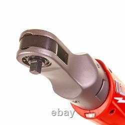 Milwaukee M12fir38-0 M12 Moteur À Cliquet Sans Fil 12v Fuel Brushless, 3/8 Pouce Dr