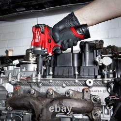 Milwaukee M12fiw38 12v Li-ion Fuel 3/8 Clé D'impact Avec 2 Piles De 2.0ah