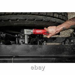 Milwaukee M12fraiwf12-0 Fuel Angle Droit Clé À Chocs 1/2 (boîtier Nu)