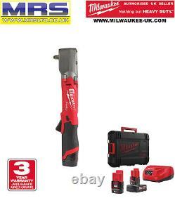 Milwaukee M12fraiwf38-622x Kit De Clé D'impact D'angle Droit M12 Carburant 4933478808