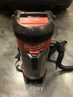 Milwaukee M18 0885-20 18 V Carburant 3-en-1 Sans Fil À Dos Nu Sous Vide Outil
