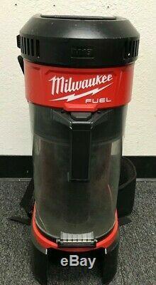 Milwaukee M18 0885-20 18 V Carburant 3-en-1 Sans Fil À Dos Sous Vide, Gl101