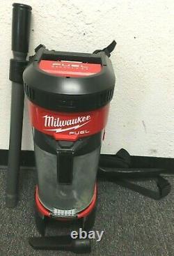 Milwaukee M18 0885-20 18 V Carburant 3-en-1 Sans Fil À Dos Sous Vide, Gl272