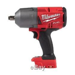 Milwaukee M18 Fuel 18v Brushless Cordless Clé À Empreinte 1 / 2impact (outil Seulement)