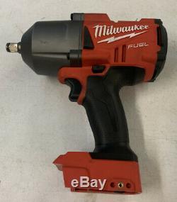 Milwaukee M18 Fuel 2767-20 18v 1/2 Brushless Couple Clé À Chocs Outil