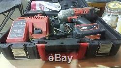 Milwaukee M18 Fuel Sans Balai Clé À Chocs 1/2 Couple Élevé