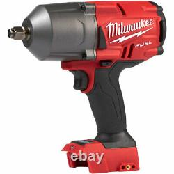 Milwaukee M18fhiwf12-0 Fuel Brushless 1/2 Impact Wrench Body Only