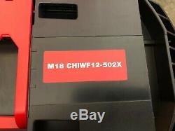 Milwaukee M18fhiwf12-502x M18 Fuel Couple Élevé 1/2 Clé À Chocs