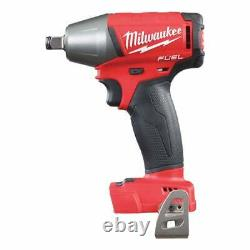 Milwaukee M18fiwf12-0 18v 1/2 Impact Wrench Fuel Friction Ring Corps Seulement