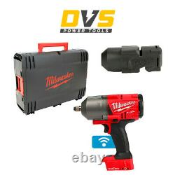 Milwaukee M18onefhiwf12-0 18v 1/2in Fuel One-key Impact Wrench Protective Boot