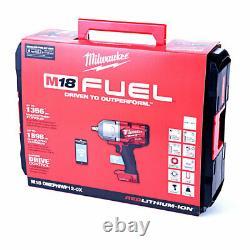 Milwaukee M18onefhiwf12-0x 18v M18 1 / 2po Impact One-key Carburant Clé Avec Étui