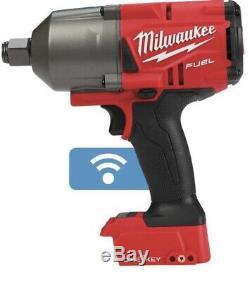 Milwaukee M18onefhiwf34-502x Fuel Une Clé 3/4 Impact Clé 2 X 5.0ah + Chargeur
