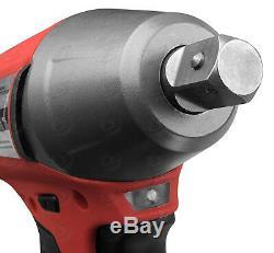 Milwaukee M18v 1 / 2dr Cle Impact Fuel Sans Balai, Une Clé 300nm Clé À Chocs