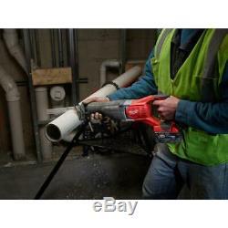 Milwaukee Mécanique Outil Sans Fil Combo Kit Drill Clé À Chocs Sawzall Grinder