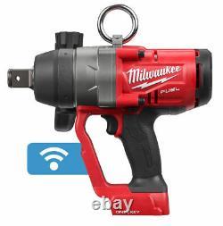 Milwaukee One-key 18v 1 Clé D'impact Lourde M18onefhiwf1 8.0ah Pack