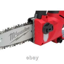 Milwaukee Sans Fil 6 Élaguer M12 Fuel Hachette 12v Li-ion Brushless Outil-onl