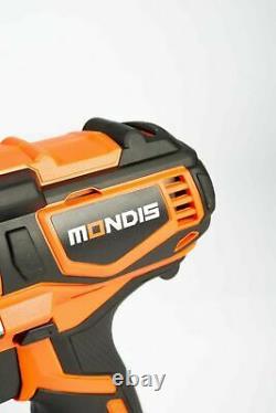 Mondis 20v 1/2 Percussion Sans Fil Clé Au Lithium De Style Snap On Rattle Gun
