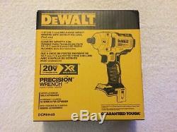 New Dewalt Dcf894b 1/2 20v Max Xr Brushless Mid-range Clé À Chocs (nu Outil)