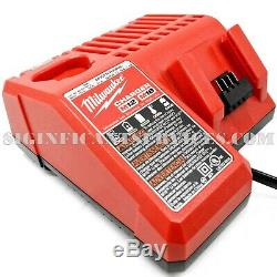 New Milwaukee 2755-20 M18 Fuel 1/2 5,0 Ah Compact Detent Pin Impact Kit Clé