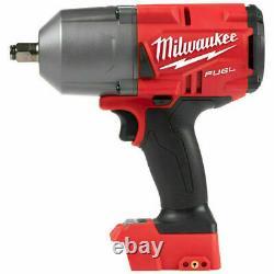Nouveau Dans Milwaukee Fuel M18 2767-20 1/2 Sans Fil Brushless Clé À Chocs 18v