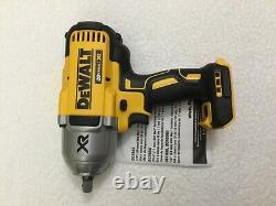 Nouveau Dewalt Dcf899b 1/2 20v Max Xr Brushless High Torque Impact Wrench Detent An