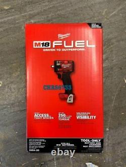 Nouveau M18 Milwaukee 2854-20 3/8 Clé À Chocs Sans Fil Sans Brosse Volt Carburant