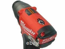 Nouveau Milwaukee 2454-20 M12 Carburant 12 Volts Sans Brosse 3/8 Dans L'outil Nu De Clé À Chocs