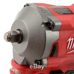 Nouveau Milwaukee M12 Fuel 3/8 Pouces Stubby Clé À Chocs Nu Outil 2554-20