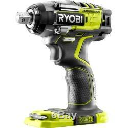 Nouveau Ryobi 18v One + Skin Brushless Wrench Skin Uniquement