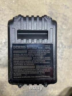 Nouvelle Dewalt 20 Volt Xr Dcf899 Brushless 1/2 Impact Wrench Dcb205 5.0 Ah Batterie