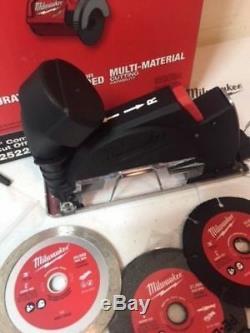 Outil De Scie Circulaire Milwaukee 2522-20 Sans Brosse, 12 V, Li-ion, 3 Pouces