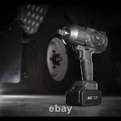 Sealey Cp1812 Cordless Impact Wrench 18v 4ah Li-ion 1/2 Drive Brushless 1000nm