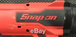 Snap-on Ct9075 18v 1/2 Monster Lithium Balai Impact Kit Cordless Clef