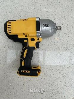Utilisé Dewalt Dcf897n 18v Xr Brushless 3/4 Pouces High Torque Impact Wrench